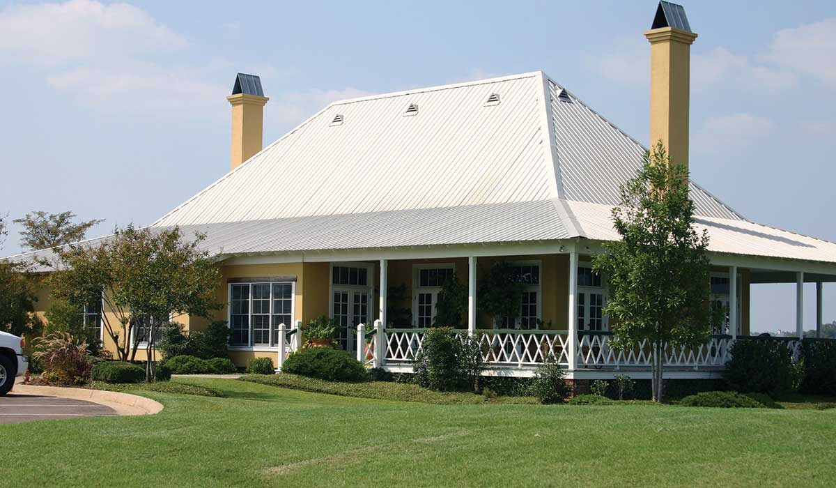 Metal Roofing & Metal Building Systems in Jackson, MS ...