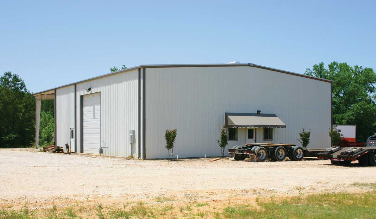 Metal Roofing Amp Metal Building Systems In Jackson Ms