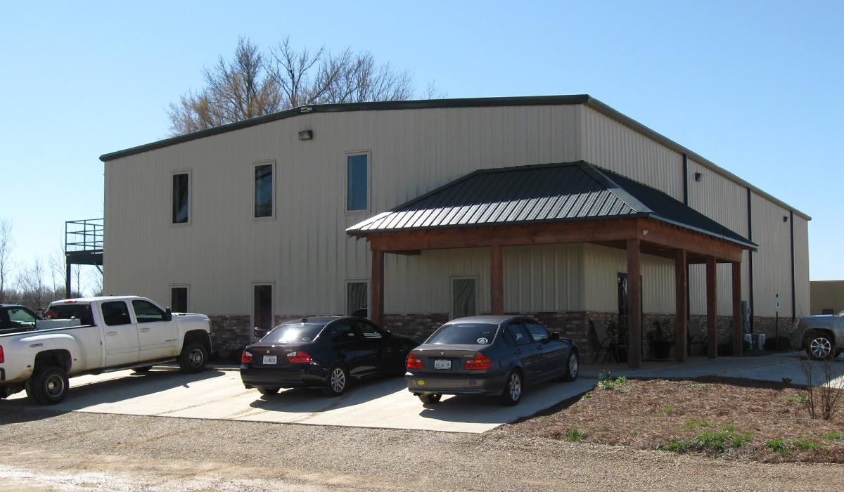 Metal Roofing Metal Building Systems In Jackson Ms Majestic Metals Inc
